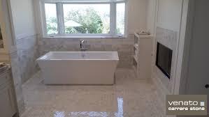 carrara tile bathroom. Carrara Venato Polished Bathroom Tile T