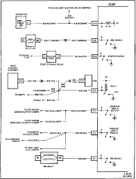 wiring diagram for the tdm module on my cadillac fleetwood ccm wire diagrams