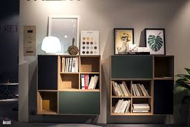 home office storage units. Fabulous Home Office Storage Units Combine Open And Closed Shelving From Treku