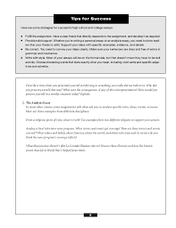 write better essays in minutes a day tips for success 11