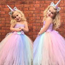 <b>Unicorn</b> Dresses for <b>Girls</b> for sale | eBay