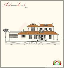 2500 square feet kerala style house plan and traditional style elevation is the perfect combination of nice designs amazing floor plans interior design