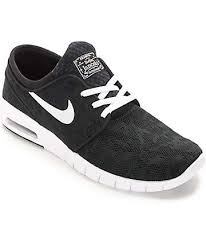 nike shoes white and black high top. nike sb stefan janoski air max black \u0026 white skate shoes and high top
