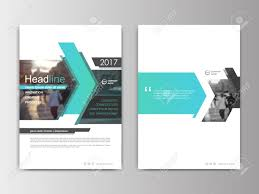 Annual Report Presentation Brochure Front Page Report Book