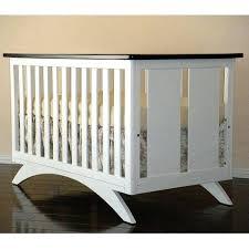 white modern crib baby 3 in 1 convertible crib in espresso and white free black and white modern crib bedding