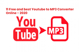 11 Free and Best Youtube to MP3 Converter Online - 2020