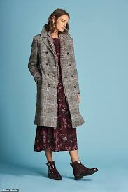 hanna woodside shared a selection of the best winter fashion items from uk supermarkets pictured