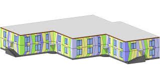 Проект детского сада на мест Здания социально бытового  Проект детского сада на 140 мест