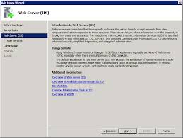 Arcserve Replication and High Availibility for Microsoft IIS Server ...