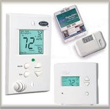 carrier thermostat. various thermostats that are available with carrier systems thermostat t