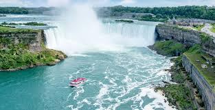 celebrating the historic niagara falls for canada 150