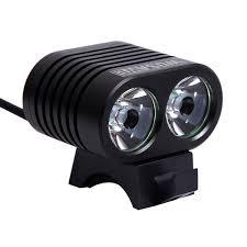 2019 <b>WOSAWE Bike Light</b> Ultra Bright 2 <b>LED</b> 2400Lumen CREE ...
