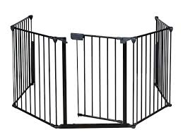 com tms baby safety fence hearth gate bbq metal fire gate fireplace pet dog cat fence baby