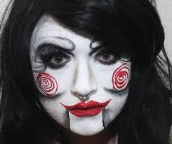 jigsaw saw character costume and makeup