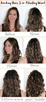 Hair Style Curling bombay hairs 5in1 curling wand muchmostdarling 6938 by wearticles.com