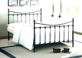 Wrought Iron Beds For Sale Antique Bed Cast Vintage Frames King