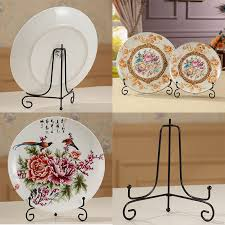 Plate Display Holders Stands 100100 Iron Easel Bowl Plate Art Photo Picture Frame Holder Book 64