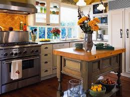 Mediterranean Kitchen Mediterranean Kitchen With Wooden Furniture With White Drawers And