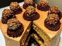 Ferrero Rocher Cake Delivery Rocher Cake Delivered Soulfully