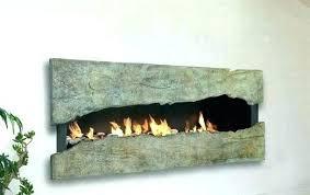 best wall mounted fireplace stylish hung electric fireplaces regarding 25
