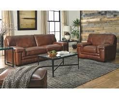 Macco Leather Sofa