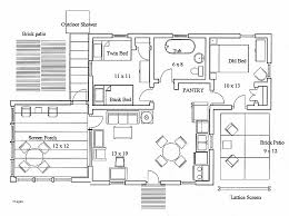 Farnsworth House Plan Dimensions Luxury Residential Floor Plans With  Dimensions Rectangular House Floor