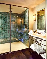 industrial bathroom lighting. Industrial Bathroom Lighting 2018 Lusting After These Turquoise Shower Tiles From Soho Home With Brass E