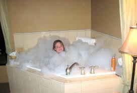 bubble jet bath