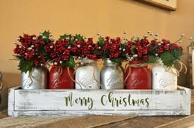 Mason Jar Decorating Ideas For Christmas Mason Jar Christmas Decorations Mums Make Lists 38