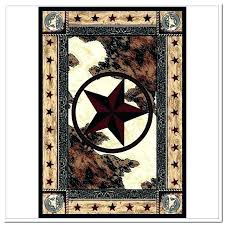 wars area rug large star