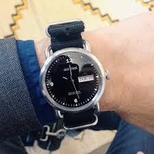 black conway 38mm watch by jack spade jack o connell watches black conway 38mm watch by jack spade