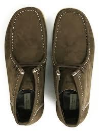 mens vegan moccasin boots in dark brown will s vegan