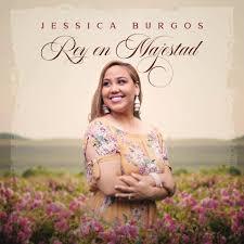 GIS Graphic - Jessica Burgos / Rey en Majestad (Official CoverArt ...