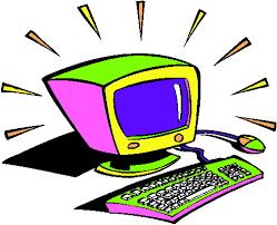 Computer Clip Art Clip Art Computer Computers Picgifs Com