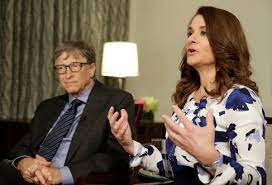 Bill and Melinda Gates: Young needed to help solve major world problems -  CBS News