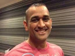 ms dhoni hairstyle