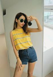 Official <b>Korean Fashion</b> Blog: Korean <b>Summer</b> Fashion More