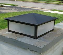 Outdoor Lighting - Column MountPier/Post Lantern Graham\u0027s  Memphis, ... a