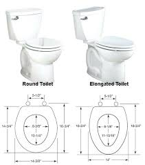 elongated toilet lid covers charming versus round for modern home with elongated toilet lid covers