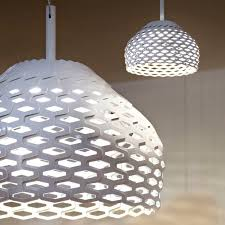 Tatou S Modern Pendant Lamp designed by Patricia Urquiola for FLOS is  inspired by the delicate