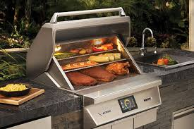 twin eagles pellet grill fire tables