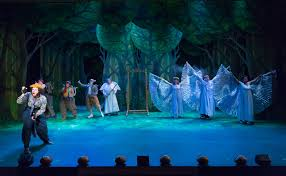 People S Light Theatre Company Malvern Theatre Review Little Red Robin Hood At Peoples Light