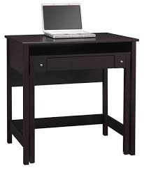 furniture wooden small desk for laptop computer drawers ikea whe
