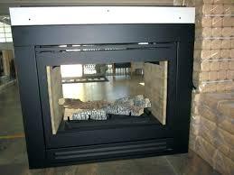 freestanding ventless fireplace corner fireplace corner propane