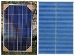 Monocrystalline Solar Panel Commonly Used Solar Panels In