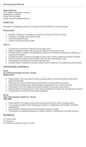 Oncology Nurse Practitioner Oncology Nurse Practitioner Resume Sample Rn 5 Luxury Inspiration