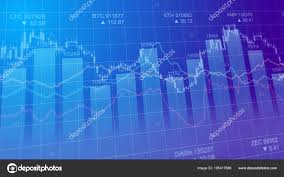 Bar Graph Cryptocurrency Stock Exchange Market Indices