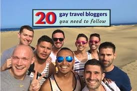 Gay north africa blogs