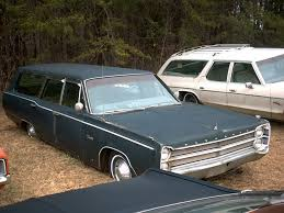1967 Plymouth Fury Station Wagon Plymouth Fury Abandoned