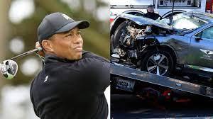 Golf-Star Tiger Woods bei Autounfall schwer verletzt - SWR3